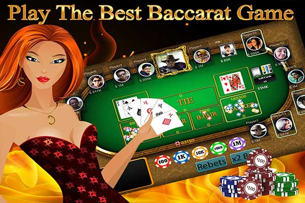 Baccarat Live - Casino Games | Online-Casino.ie