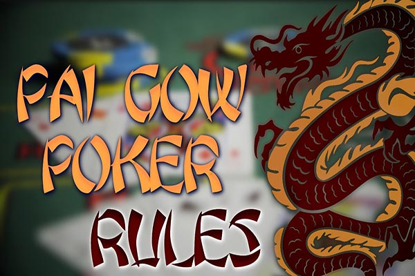 Pai Gow Poker - Casino Games | Online-Casino.ie