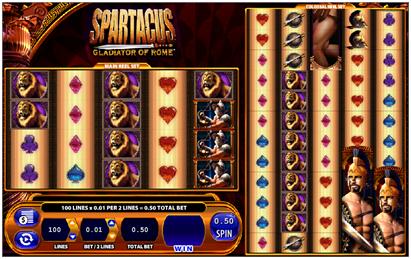 Spartacus free online slot game geant casino castelnaudary catalogue