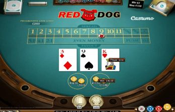 Red Dog Poker - Casino Games | Online-Casino.ie