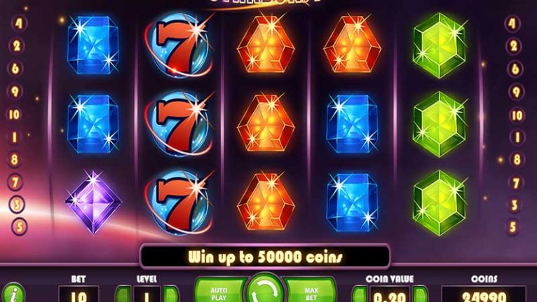 Most Popular Slot Games - Starburst | Online-Casino.ie