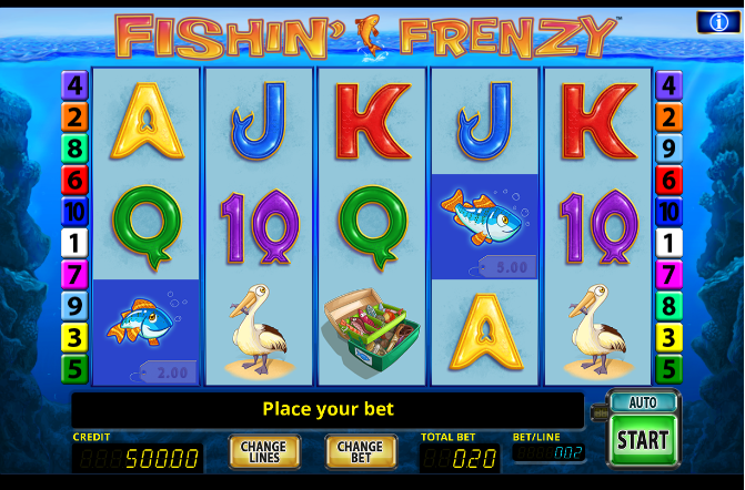 Get a Fish Slots - Try your Luck on this Casino Game