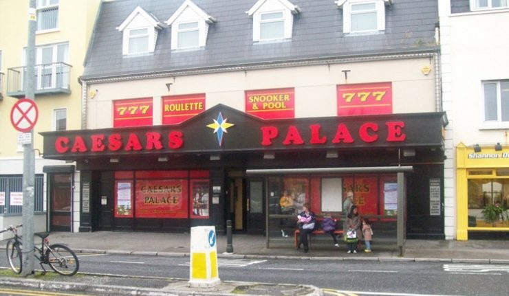 caesars palace casino galway