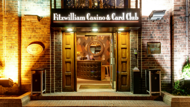 Fitzwilliam Casino and Card Club Dublin